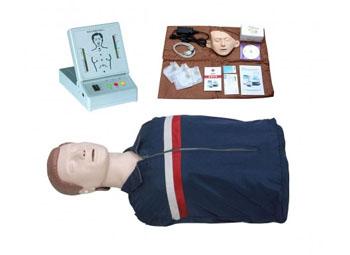 电脑半身心肺复苏模拟人