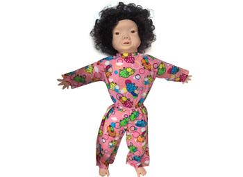 唐氏宝宝护理模型