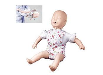 婴儿梗塞模型,幼儿窒息模型,高级婴儿气道阻塞及CPR模型