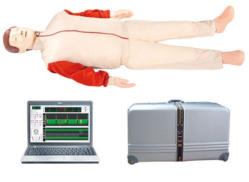 电脑综合急救心肺复苏模拟人(计算机控制)