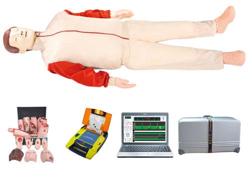 电脑综合急救心肺复苏模拟人(心肺复苏、创伤、AED除颤)