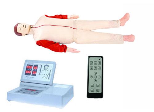 高级全自动电脑心肺复苏模型(带遥控器)