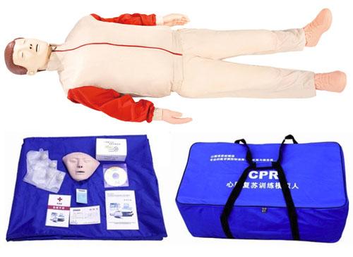 全身心肺复苏模拟人,全身心肺复苏模型
