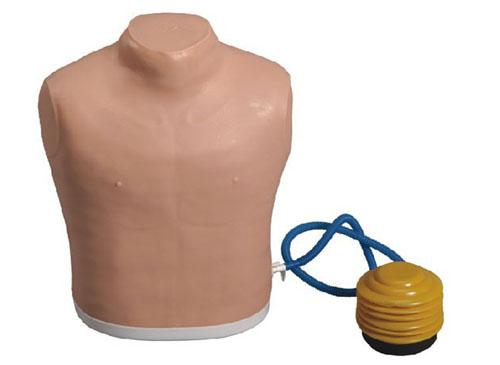 气胸处理模型,气胸处理操作模型