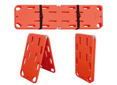 折叠式脊椎固定板