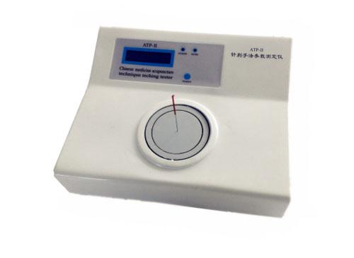 针灸手法参数测定仪