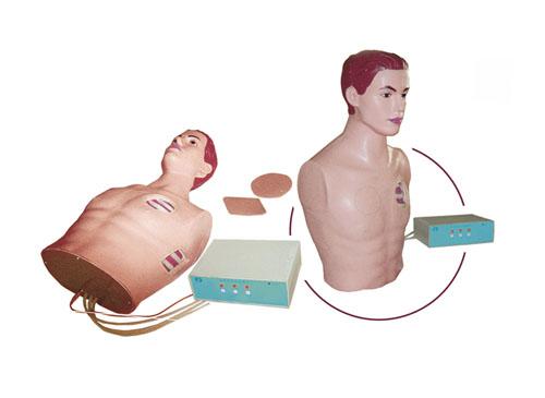 胸腔穿刺引流电动模型