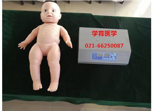 婴儿心肺听诊触诊电脑模拟人