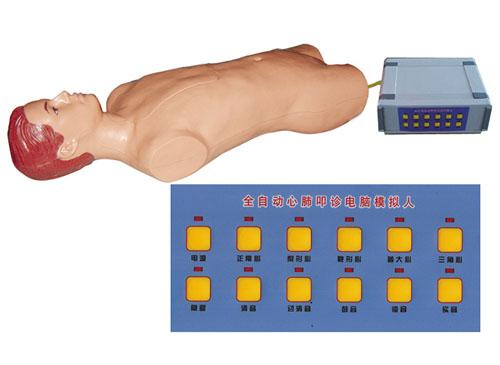 全自动心肺叩诊电脑模拟人