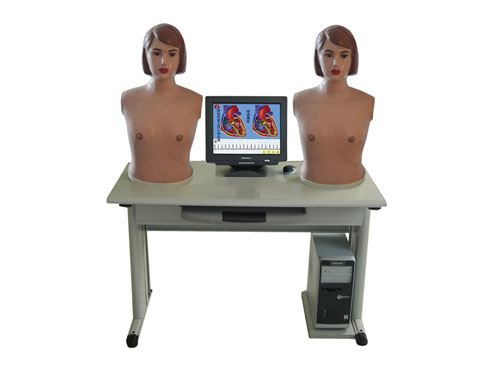 智能型网络多媒体胸部检查教学系统(学生机)