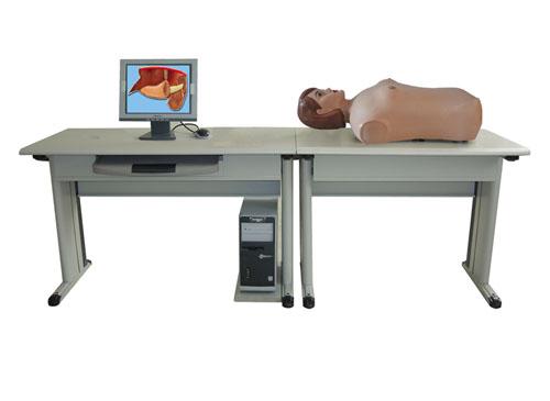 智能型网络多媒体腹部检查教学系统(学生机)