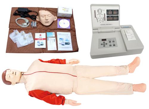 高级全自动电脑心肺复苏模型