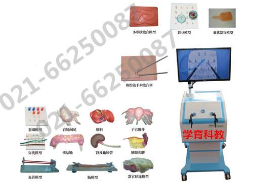 腹腔镜手术训练箱及系列模型