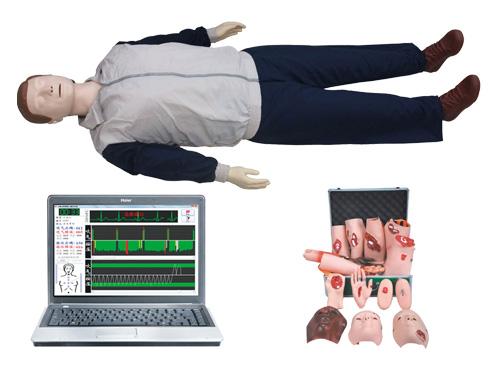 心肺复苏模型人,心肺复苏训练模型人