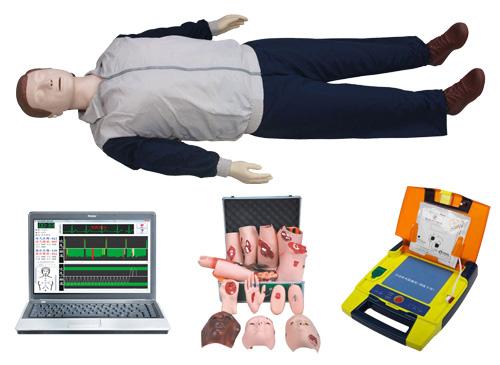 心肺复苏模拟人模型