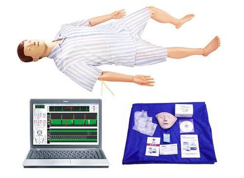 心肺复苏假人模型