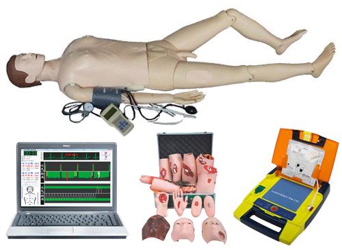 急救训练模拟人_电力急救训练模拟人