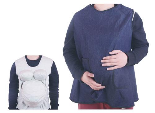 孕妇模型,高级着装式孕妇模型