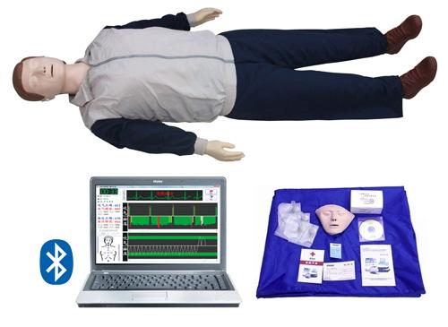 电脑综合急救心肺复苏模拟人(计算机控制-无线版)