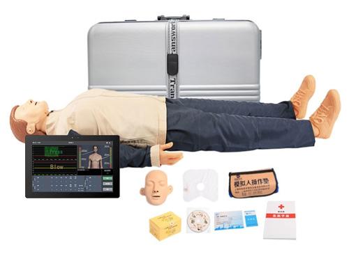 高级平板电脑心肺复苏模拟人(平板电脑控制-无线版)